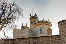 Behind Castle Walls