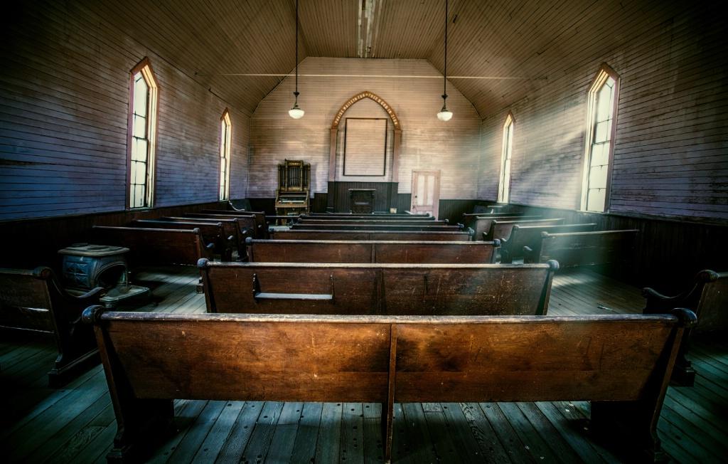 Rays in Church
