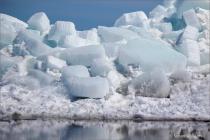 Ice Shoves of Green Bay