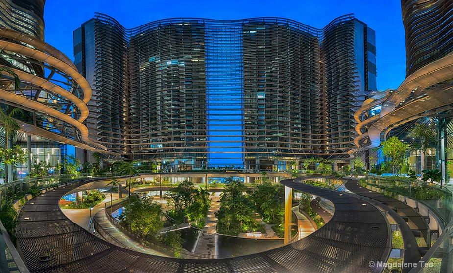 Pano - Cityscape Singapore
