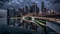 Pano - Cityscape Singapore II