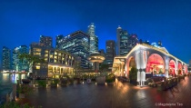 Pano - Cityscape Singapore III