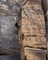 Rock Climbing at Zion National Park