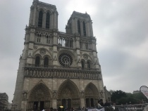Towers of Notre-Dame