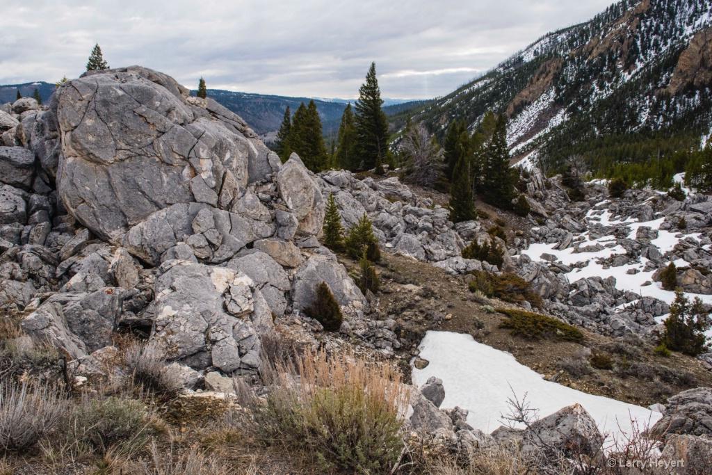 Yellowstone National Park - ID: 15574148 © Larry Heyert