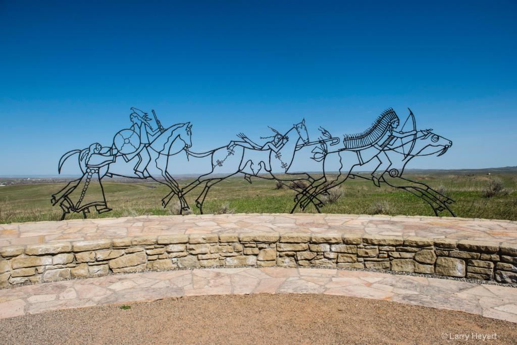 Little Big Horn National Monument - ID: 15574172 © Larry Heyert