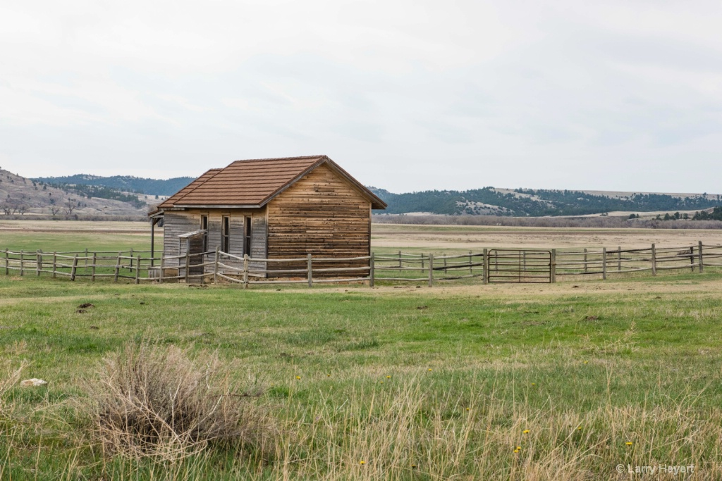 Prairie House - ID: 15574352 © Larry Heyert