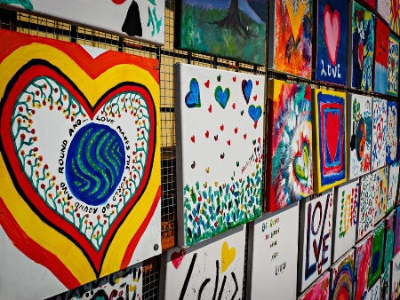 The Love Wall