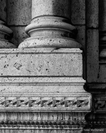 Pedestal Patterns