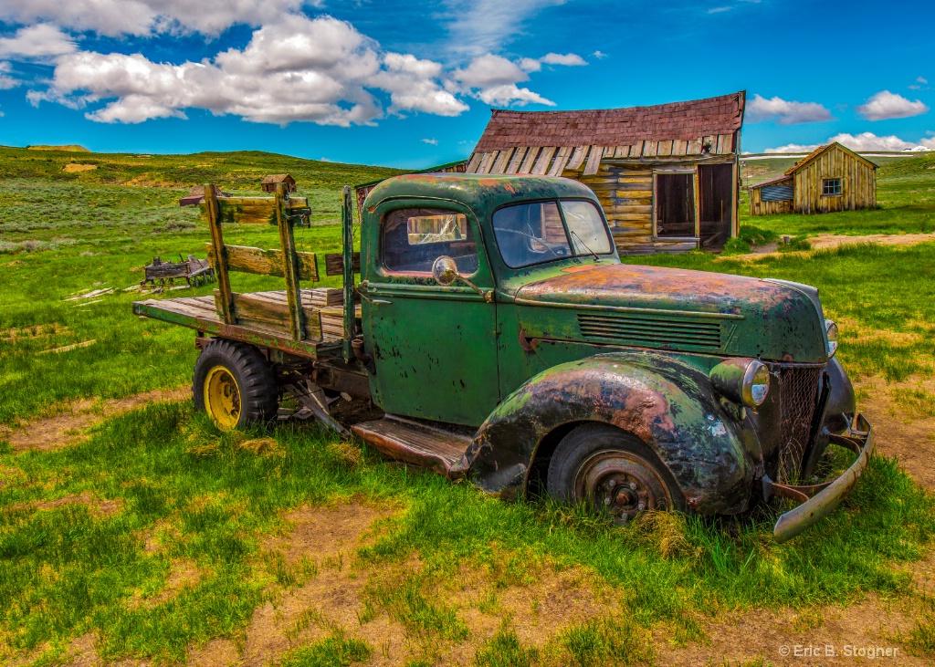 Driven Hard. - ID: 15576405 © Eric B. Stogner