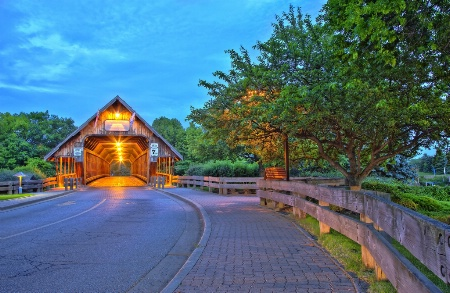 Frankenmuth Bridge