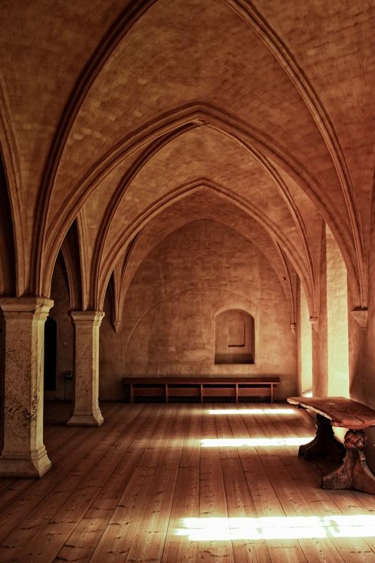 Chapel At Castle