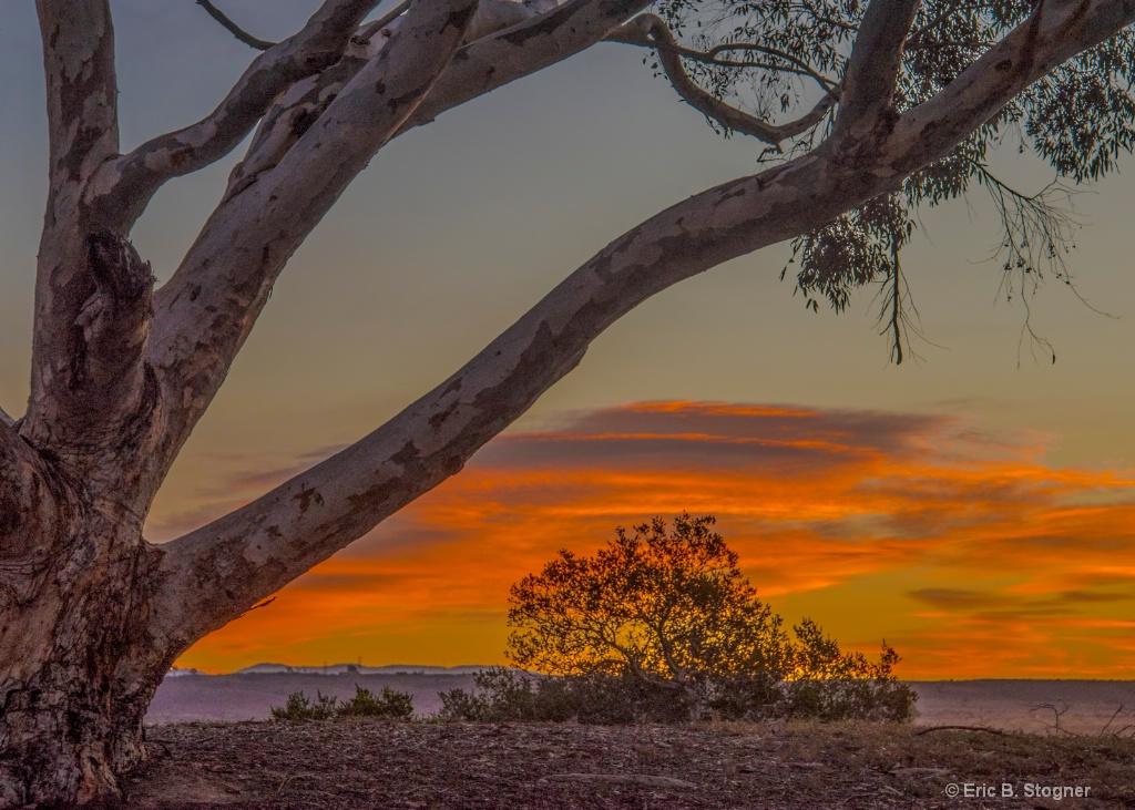 """Sunrise Along """"5"""" South. - ID: 15579449 © Eric B. Stogner"""