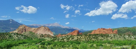 Garden of the Gods,Colorado Springs Colorado 2018