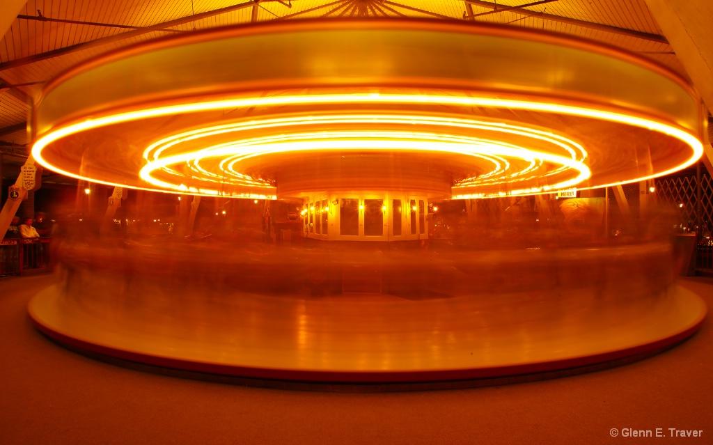 Carousel at Knobels