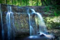 Daudas waterfall