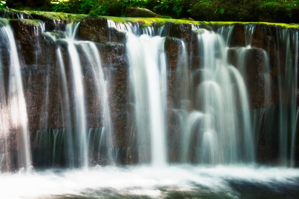 Ieriķu waterfall
