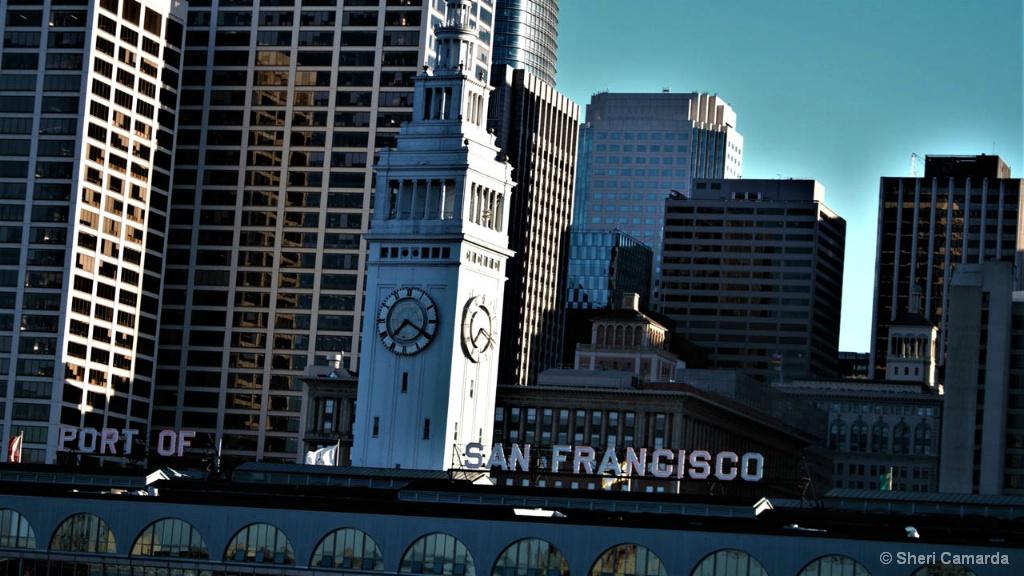 Port of San Francisco - ID: 15584461 © Sheri Camarda