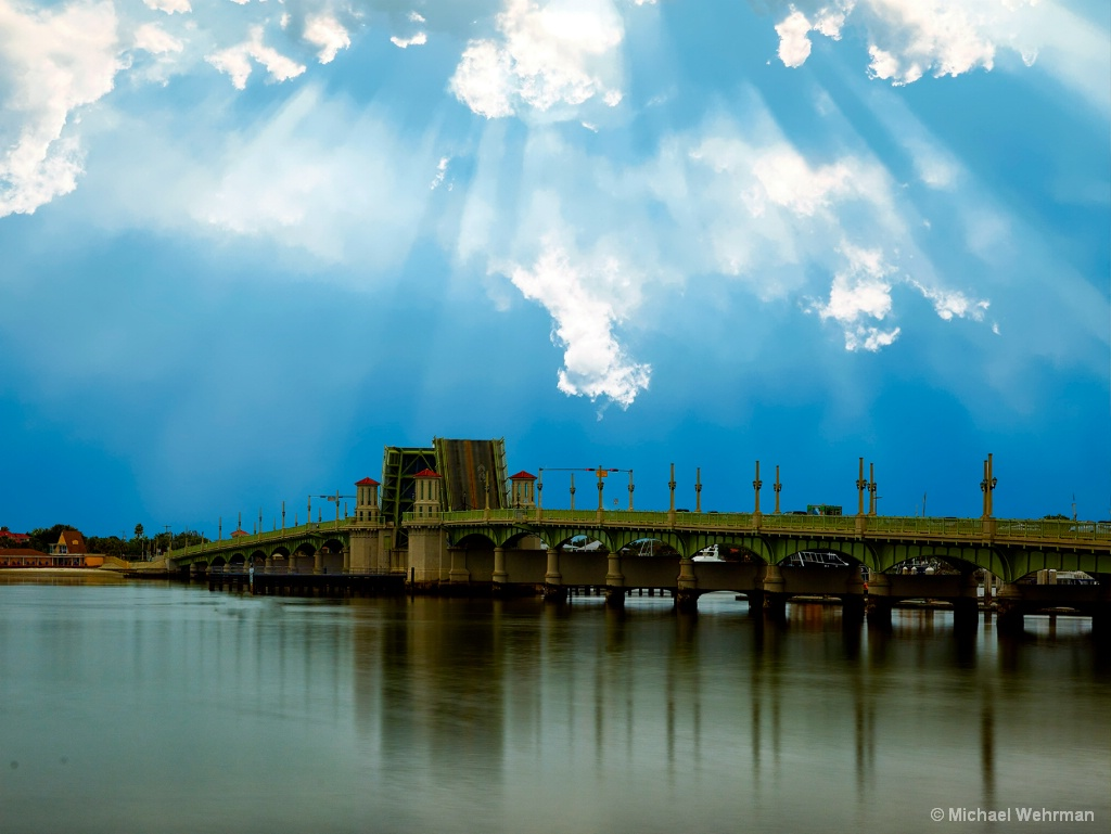 Saint Augustine Draw Bridge - ID: 15586360 © Michael Wehrman