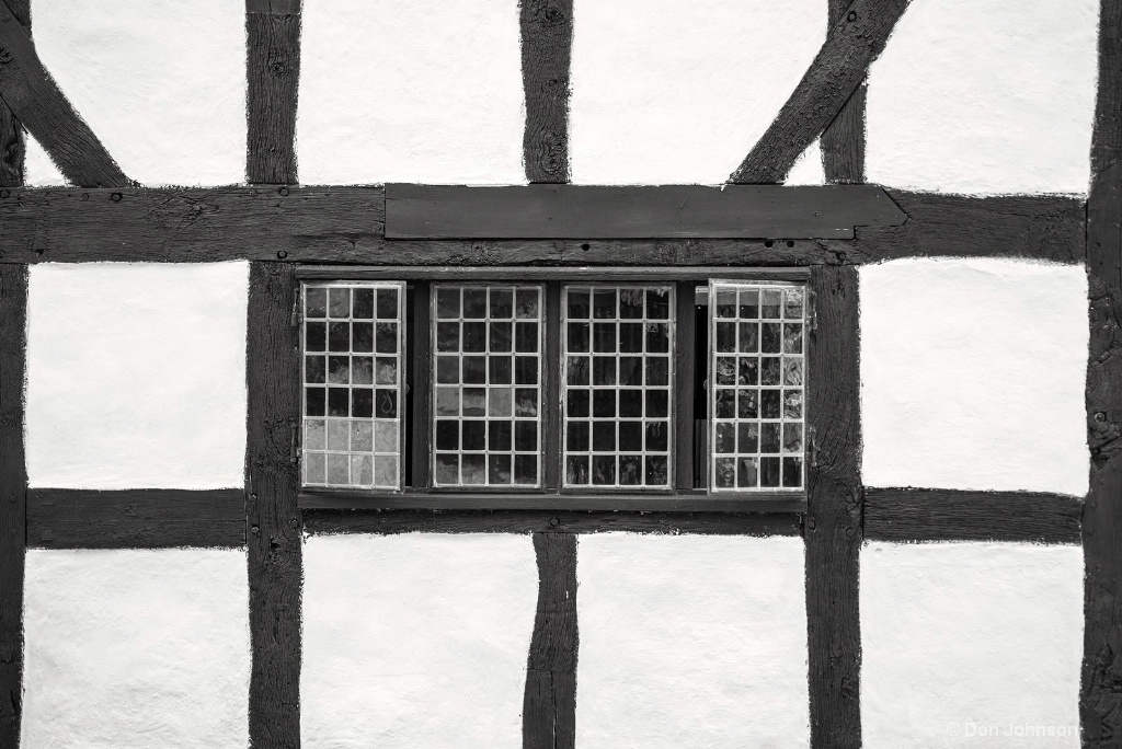 BW Tudor Windows 3-0 F LR 6-23-18 J036 - ID: 15589482 © Don Johnson