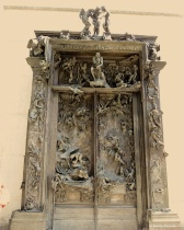 Gates of Hell Rodin