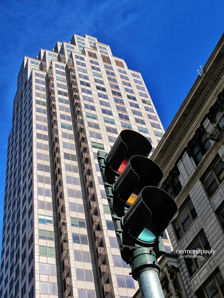San Francisco Stoplight
