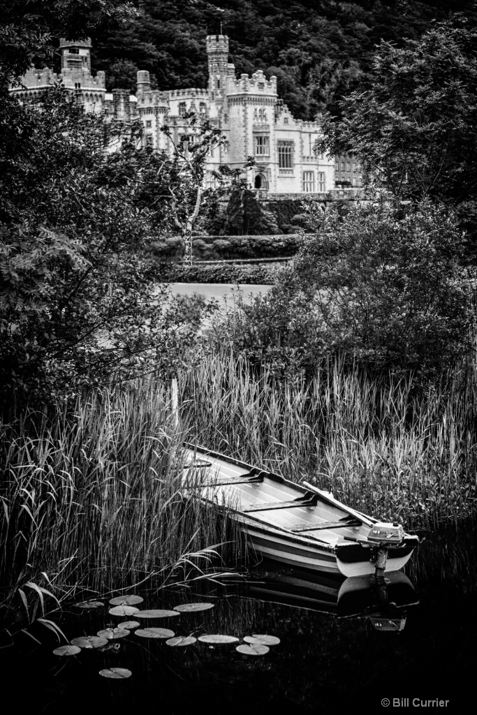 Kylemore Abbey - ID: 15594915 © Bill Currier