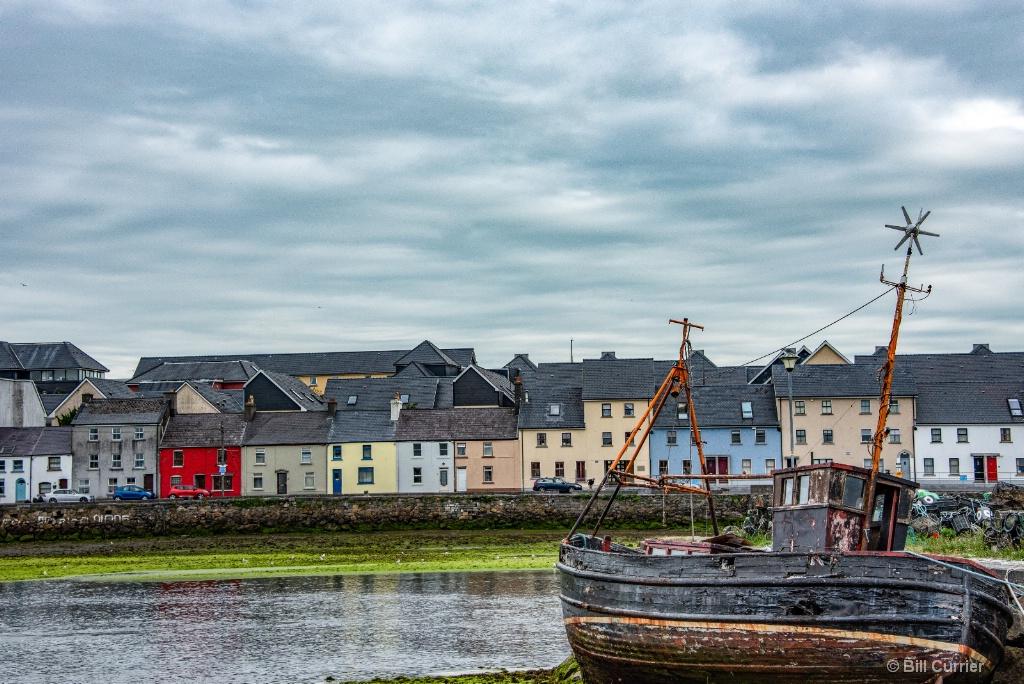 The Long Walk - Galway Ireland - ID: 15594918 © Bill Currier