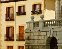 Contrast in Spain