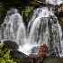 © Bob Farley PhotoID # 15595485: double cascade - rainier