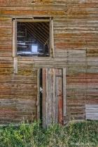 Barn Door, Loft Window