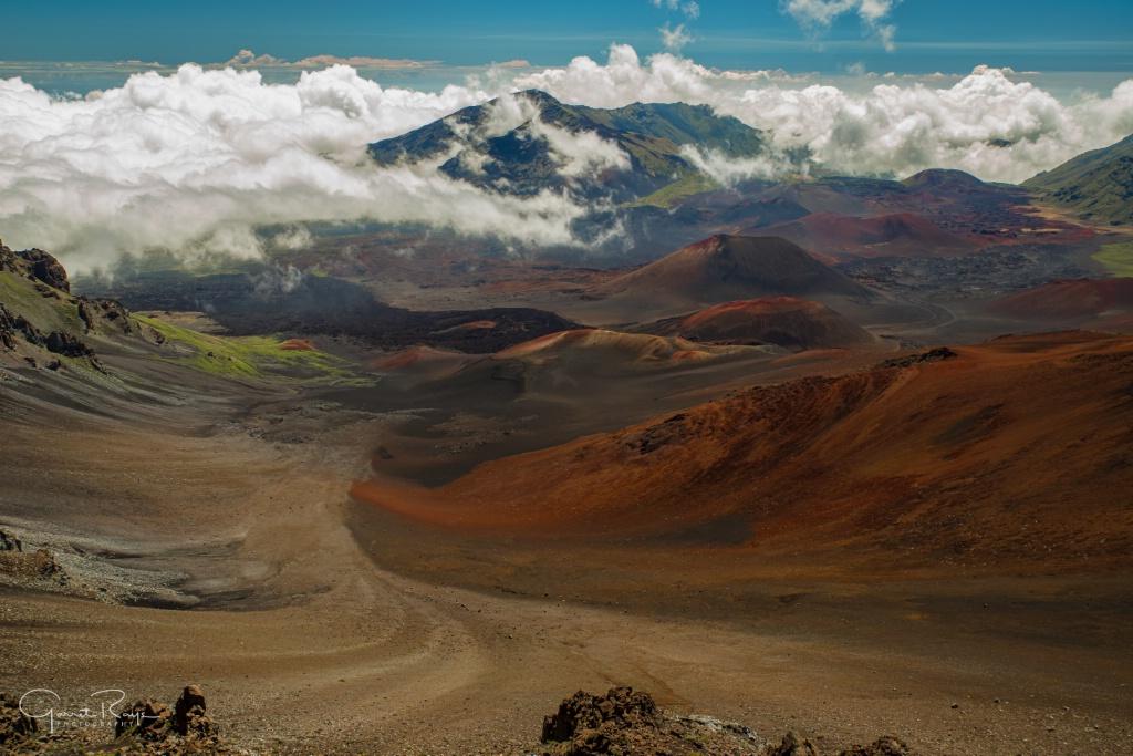 ~Haleakala Crater~