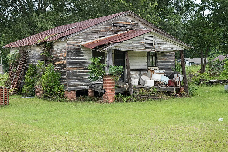 Old House, North, SC - ID: 15597731 © george w. sharpton