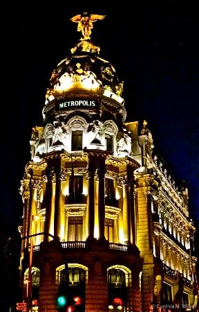 Metropolis  Madrid