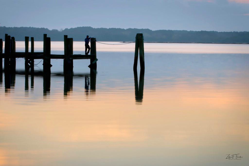 Reflecting on the Day..... - ID: 15599484 © Zelia F. Frick