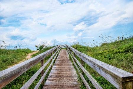 Boardwalk to fun