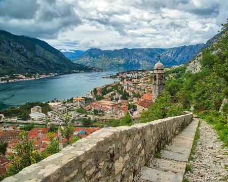 Steps Over Kotor