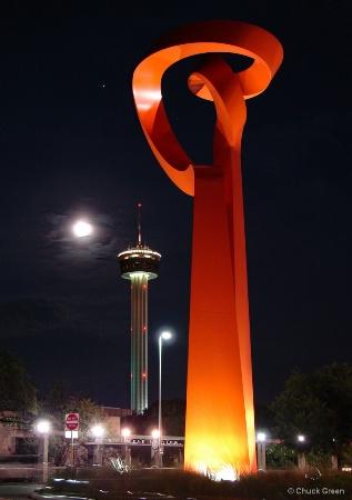 San Antonio @ Night
