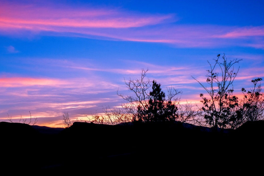 desert sunset - ID: 15602315 © Nancy Auestad