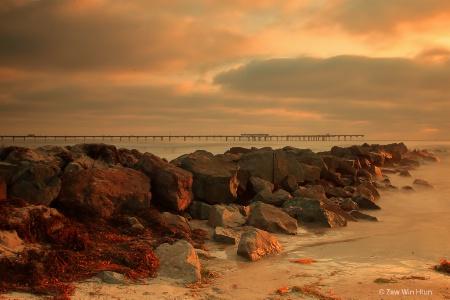 ocean beach evening1.JPG