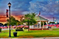 "---------""July 4th On The Square""--------"