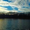 At the lake in Mo...