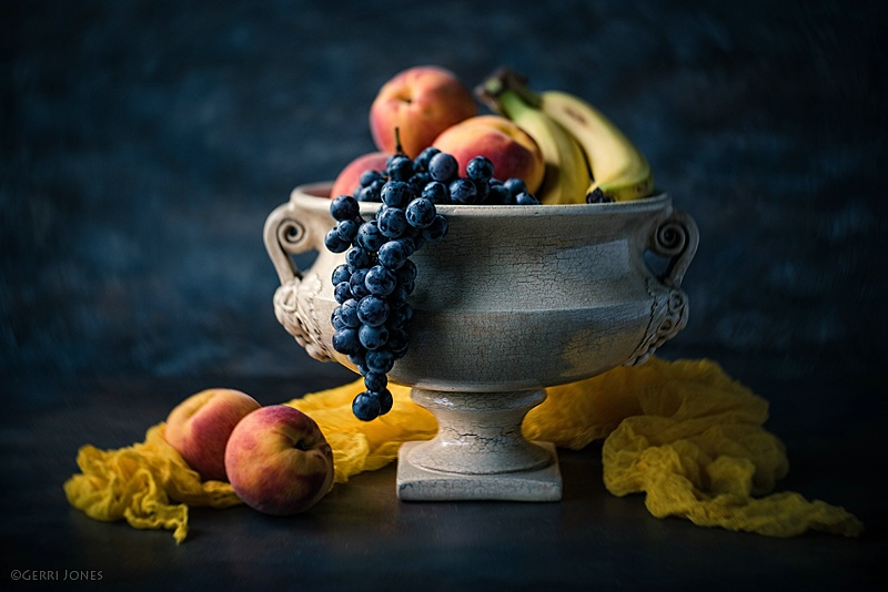Summer Fruit Still Life