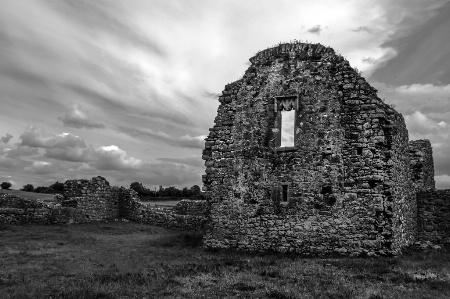 Ruins of Hore Abbey, Ireland