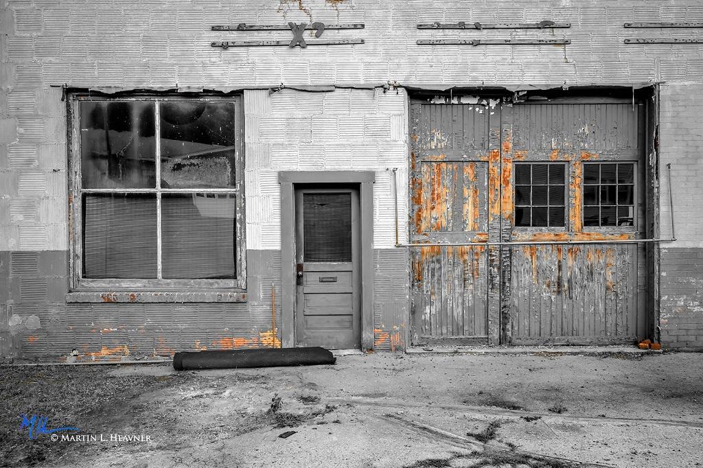 Exxon Grays - Cumberland, MD - ID: 15613697 © Martin L. Heavner