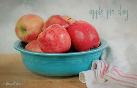 Apple Pie Day