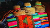 Three Piles of Hats