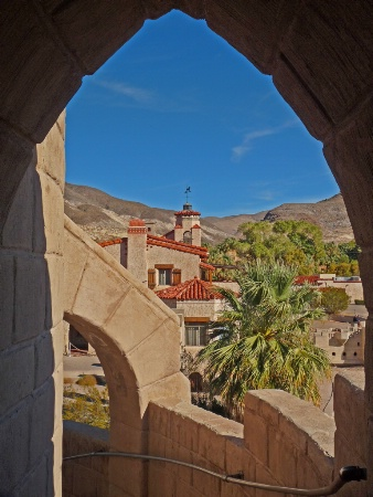 Scotty's Castle.