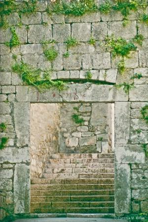 Steps in Stone  Croatia