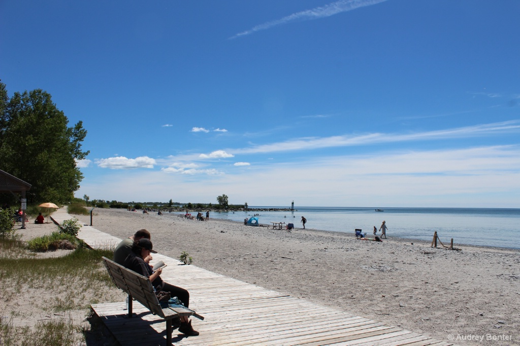 Perfect Sky at Wellington Beach